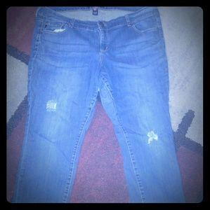 Torrid jeans size 20